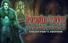 Redemption Cemetery: The Island of the Lost Collector's Edition Badge