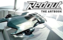 Redout - Digital Artbook Badge