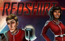 Redshirt Badge