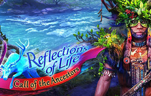 Reflections of Life: Call of the Ancestors Badge