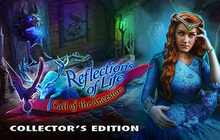 Reflections of Life: Call of the Ancestors Collector's Edition Badge