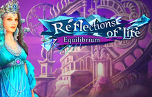 Reflections of Life: Equilibrium Badge