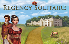 Regency Solitaire Badge