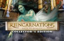 Reincarnations: Back to Reality Collector's Edition Badge