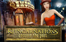 Reincarnations: Uncover the Past Collector's Edition Badge