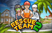 Rescue Team 2 Badge