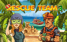Rescue Team 3 Badge