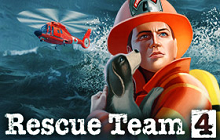 Rescue Team 4 Badge