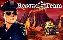 Rescue Team 5 Badge