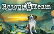 Rescue Team 6 Collector's Edition Badge