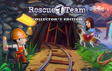 Rescue Team 7: Collector's Edition Badge