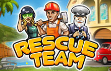 Rescue Team Badge