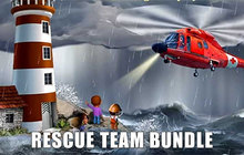 Rescue Team Bundle Badge