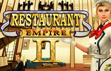 Restaurant Empire 2 Badge