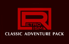Retroism Classic Adventure Pack Badge