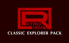 Retroism Classic Explorer Pack Badge