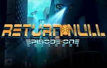Return NULL - Episode 1 Badge