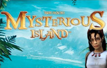 Return to Mysterious Island Badge