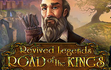 Revived Legends: Road of the Kings Badge