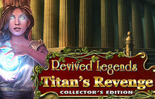Revived Legends: Titan's Revenge Collector's Edition Badge