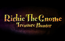 Richie The Gnome: Treasure Hunter Badge