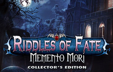 Riddles of Fate: Memento Mori Collector's Edition Badge