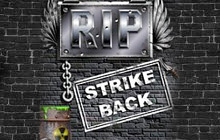 RIP Strike Back Badge