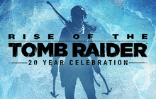 Rise of the Tomb Raider™: 20 Year Celebration Badge