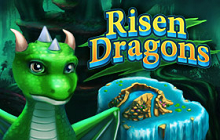 Risen Dragons Badge