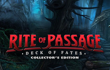 Rite of Passage: Deck of Fates Collector's Edition Badge