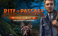 Rite of Passage: Hackamore Bluff Collector's Edition Badge