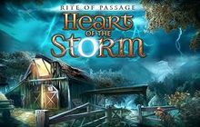 Rite of Passage: Heart of the Storm Badge