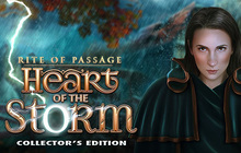 Rite of Passage: Heart of the Storm Collector's Edition Badge