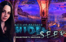 Rite of Passage: Hide and Seek Collector's Edition Badge
