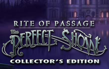 Rite of Passage: The Perfect Show Collector's Edition Badge