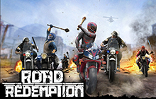 Road Redemption Badge
