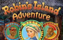 Robin's Island Adventure Badge