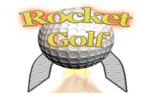 Rocket Golf Badge