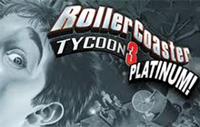 RollerCoaster Tycoon 3: Platinum Badge