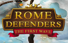 Rome Defenders: The First Wave Badge