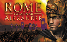 Rome: Total War™ - Alexander Badge