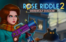 Rose Riddle 2: Werewolf Shadow Badge