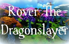 Rover The Dragonslayer Badge
