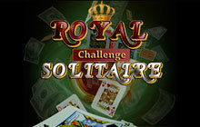 Royal Challenge Solitaire Badge