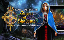 Royal Detective: Queen of Shadows Collector's Edition Badge
