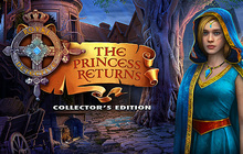 Royal Detective: The Princess Returns Collector's Edition Badge