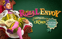 Royal Envoy: Campaign for the Crown Collector's Edition Badge