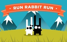 Run Rabbit Run Badge