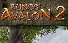 Runes of Avalon 2 Badge