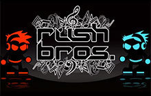 Rush Bros. Badge
